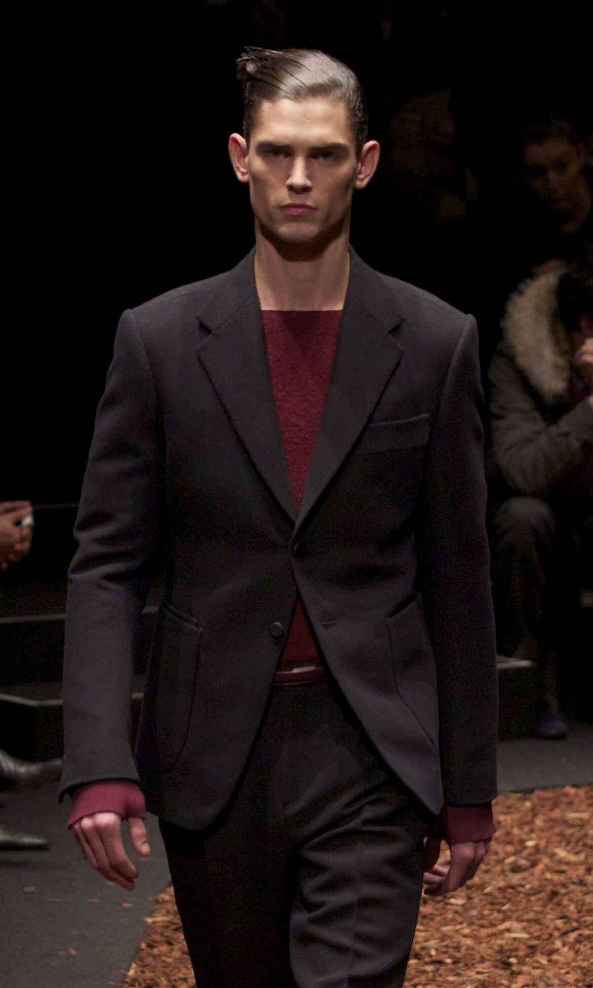 Winter 2013 Fashion Show Z Zegna