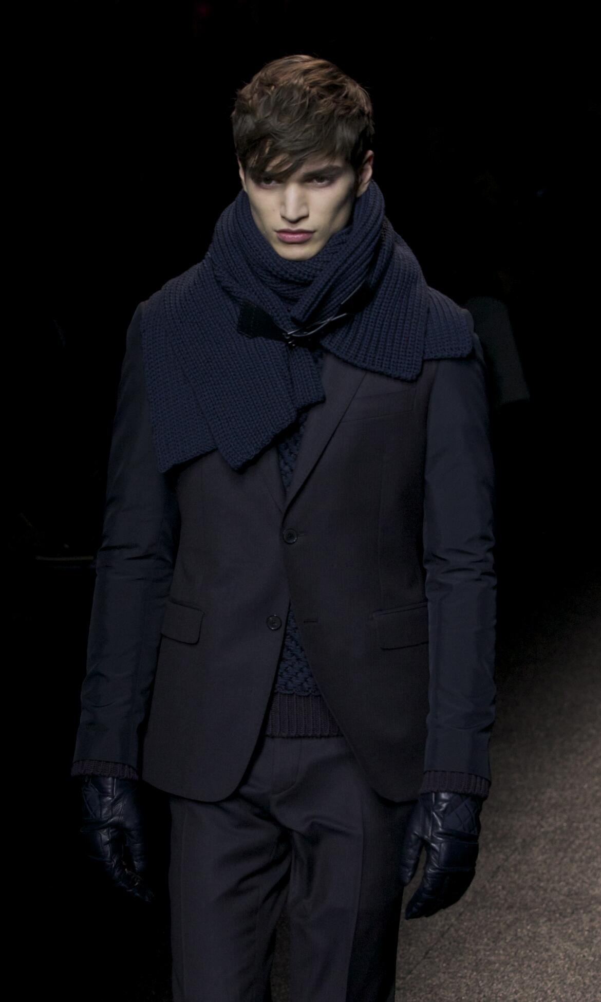 Winter 2013 Man Salvatore Ferragamo