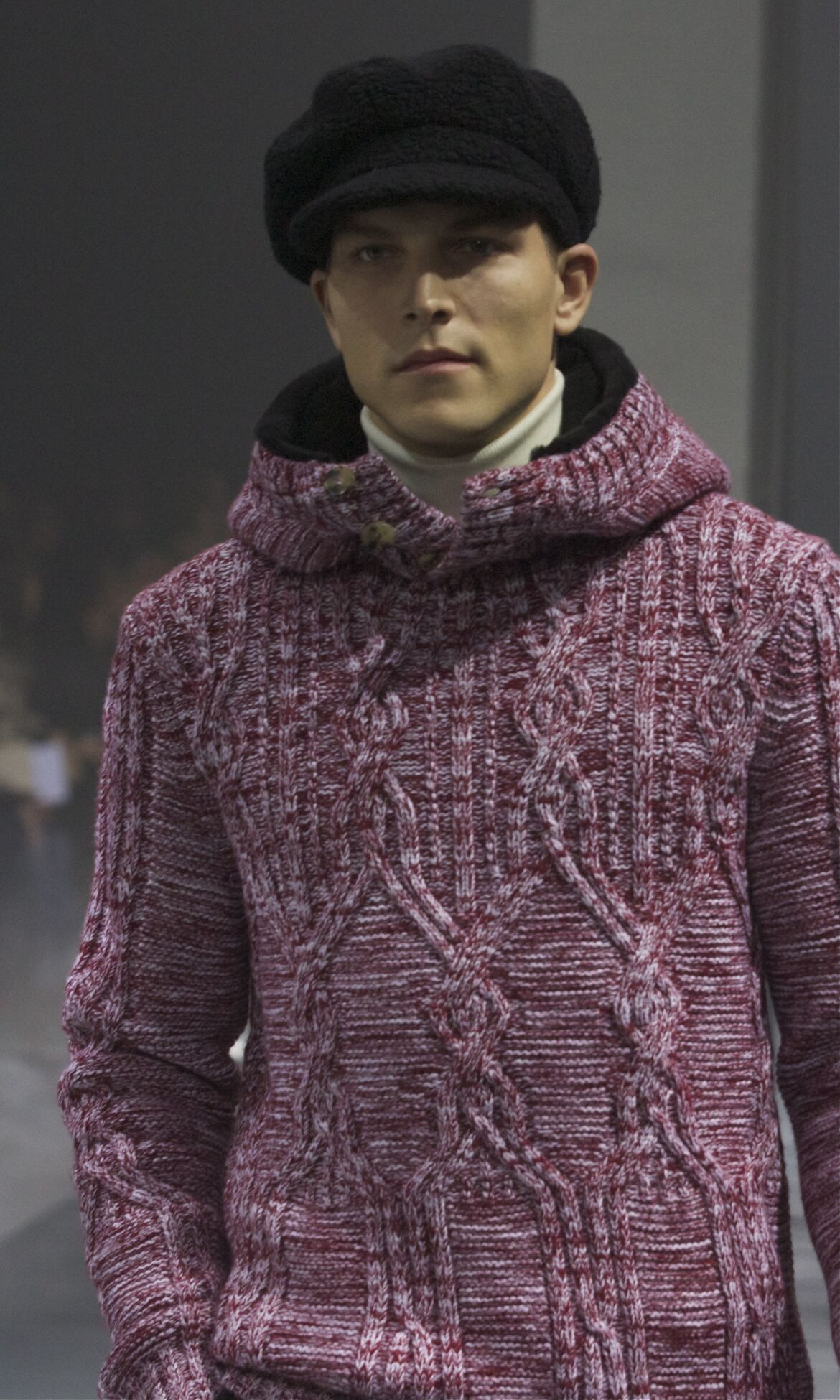 Winter 2013 Man Trends Color