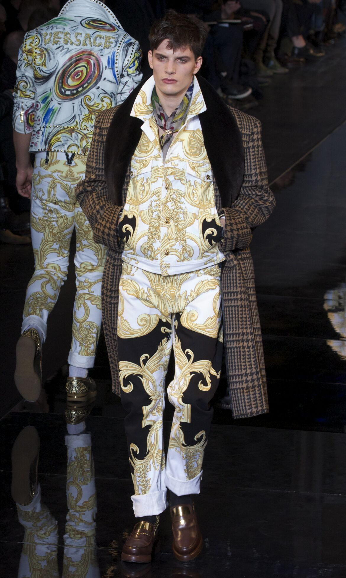Winter 2013 Man Versace