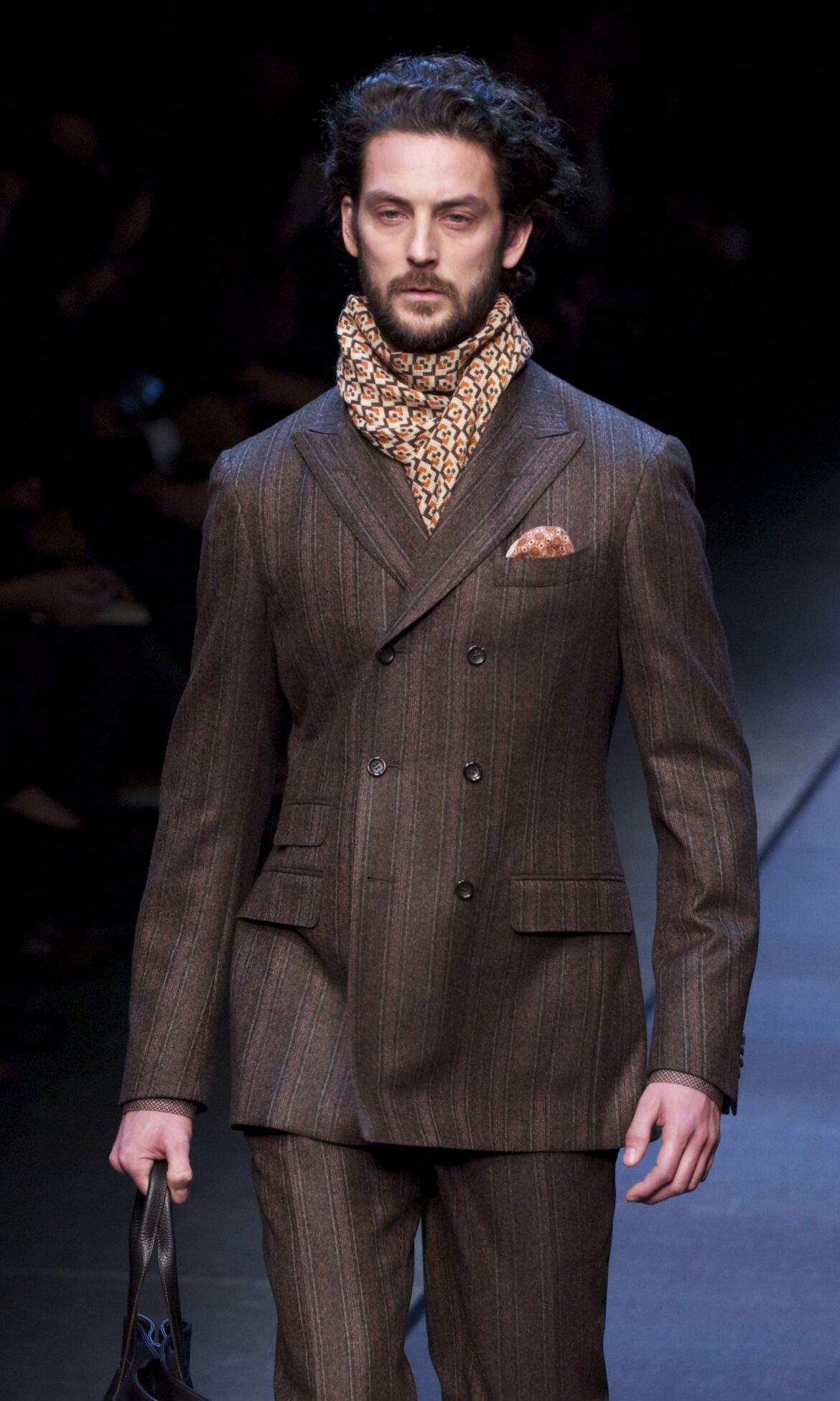 Winter 2014 Fashion Trends Canali