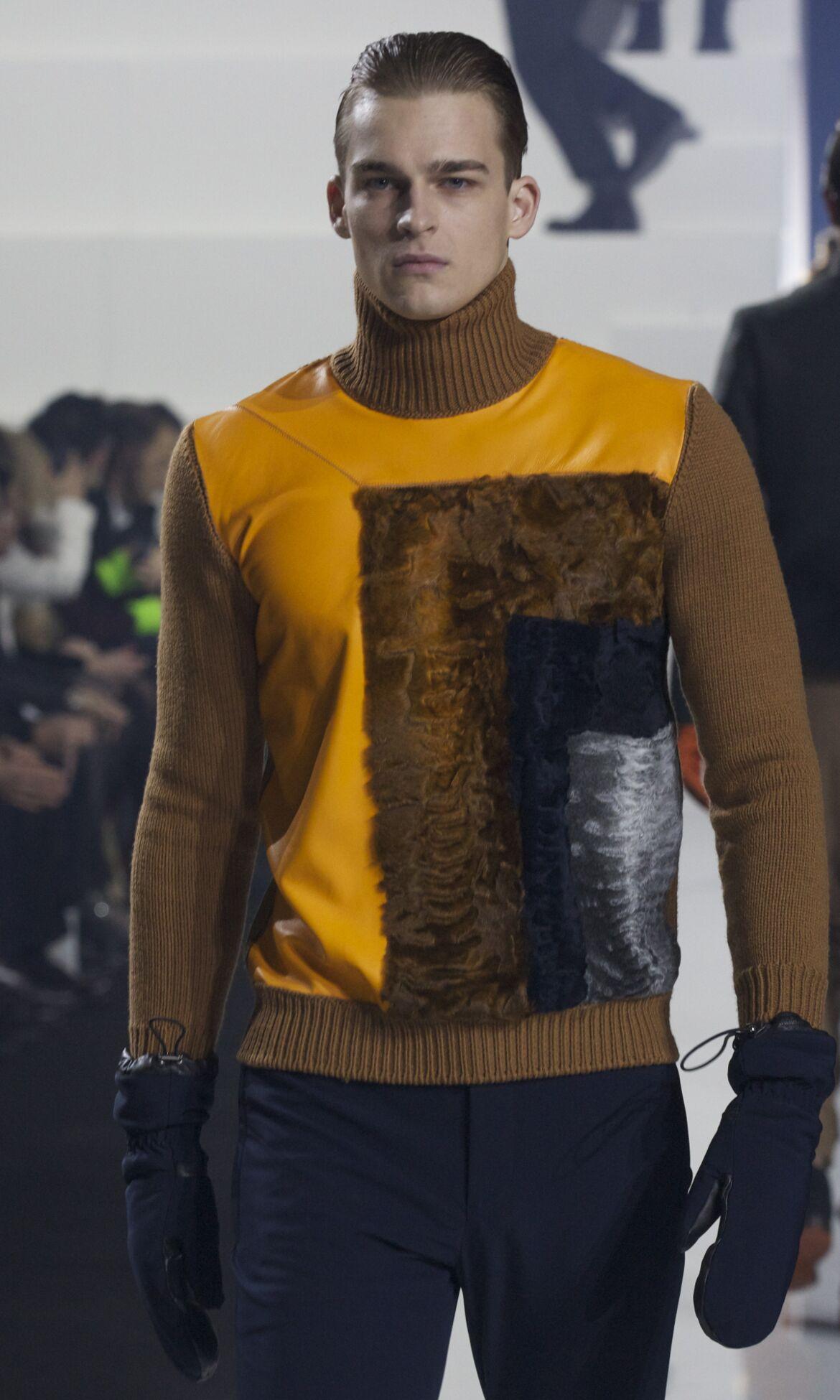 Winter 2014 Fashion Trends Dirk Bikkembergs