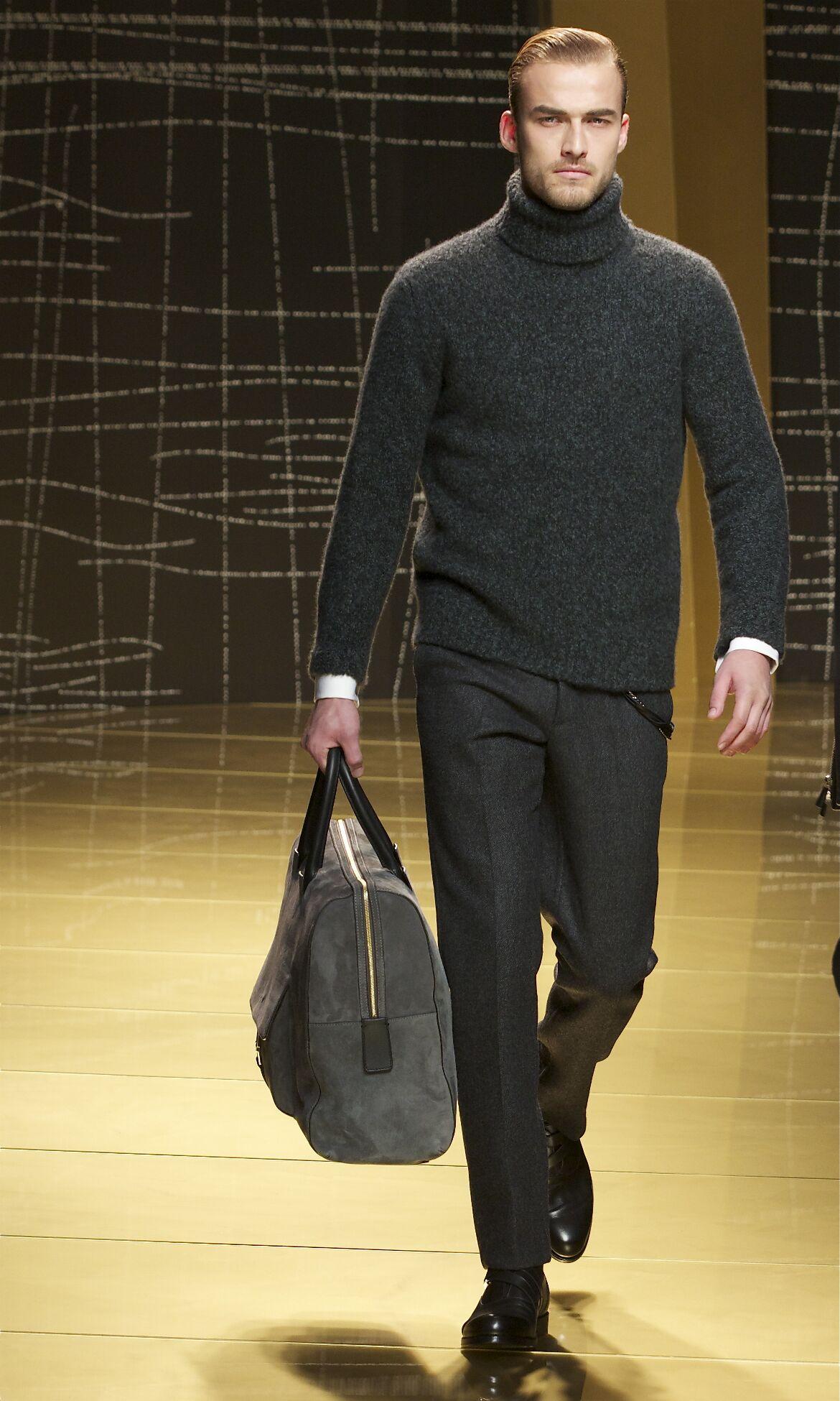 Winter 2014 Fashion Trends Ermenegildo Zegna