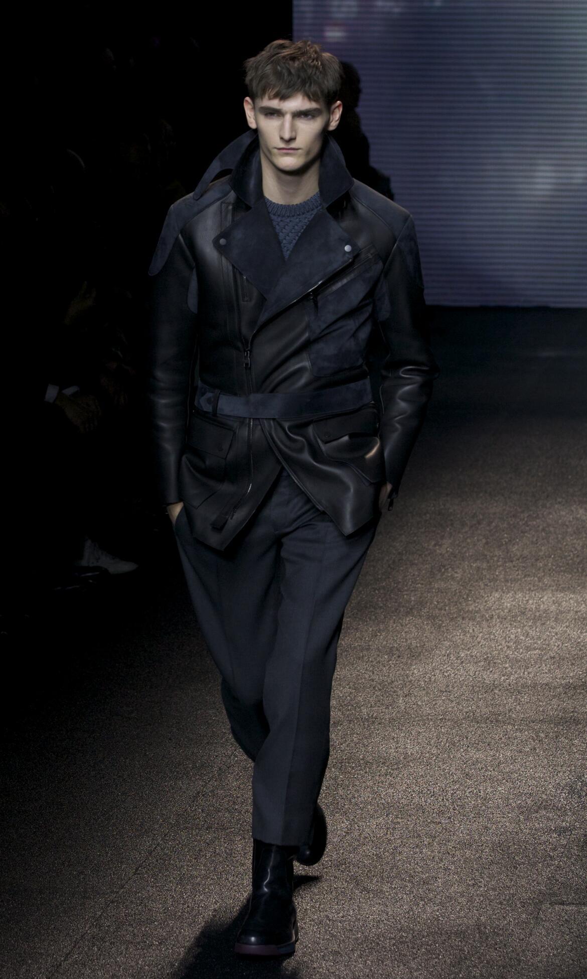 Winter 2014 Fashion Trends Salvatore Ferragamo