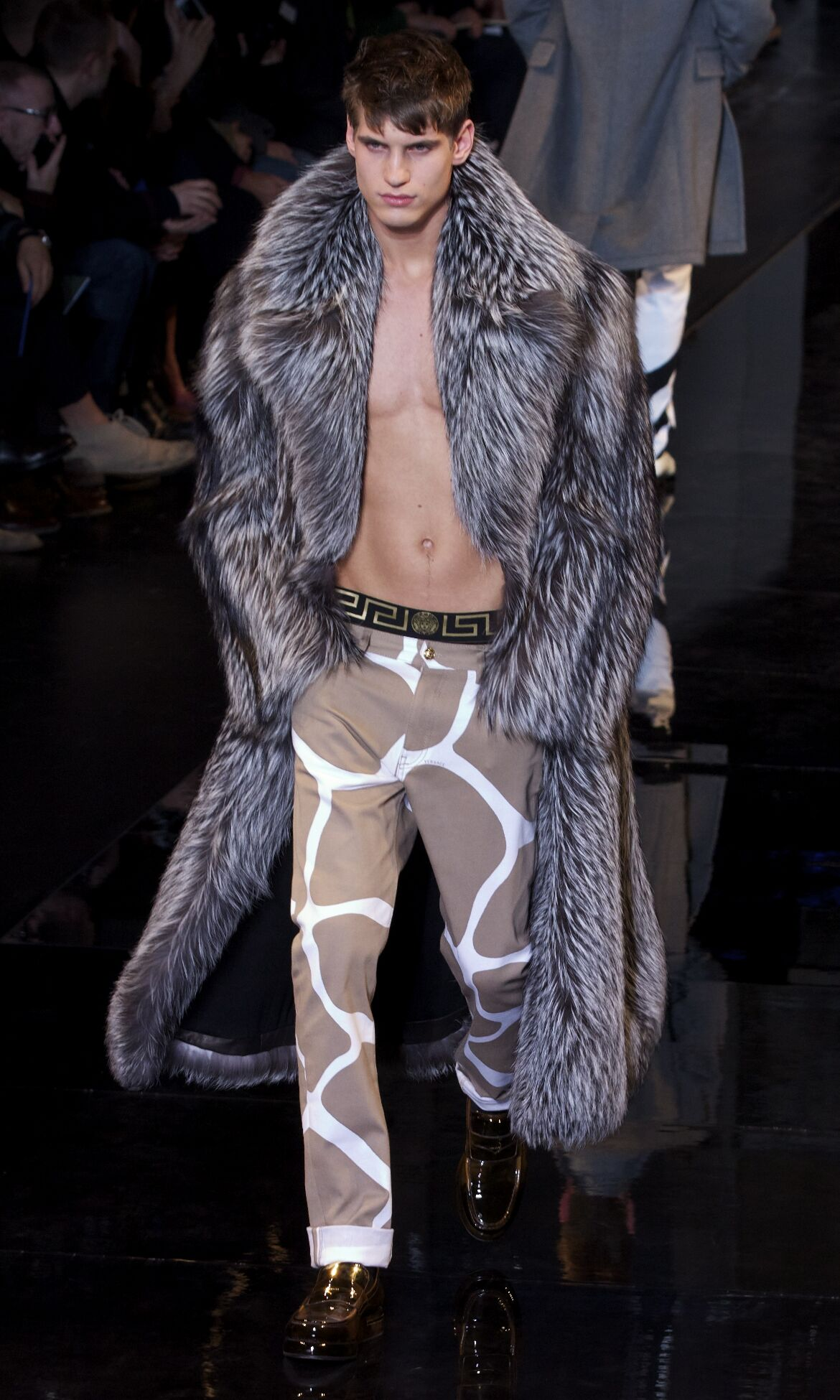 Winter 2014 Fashion Trends Versace