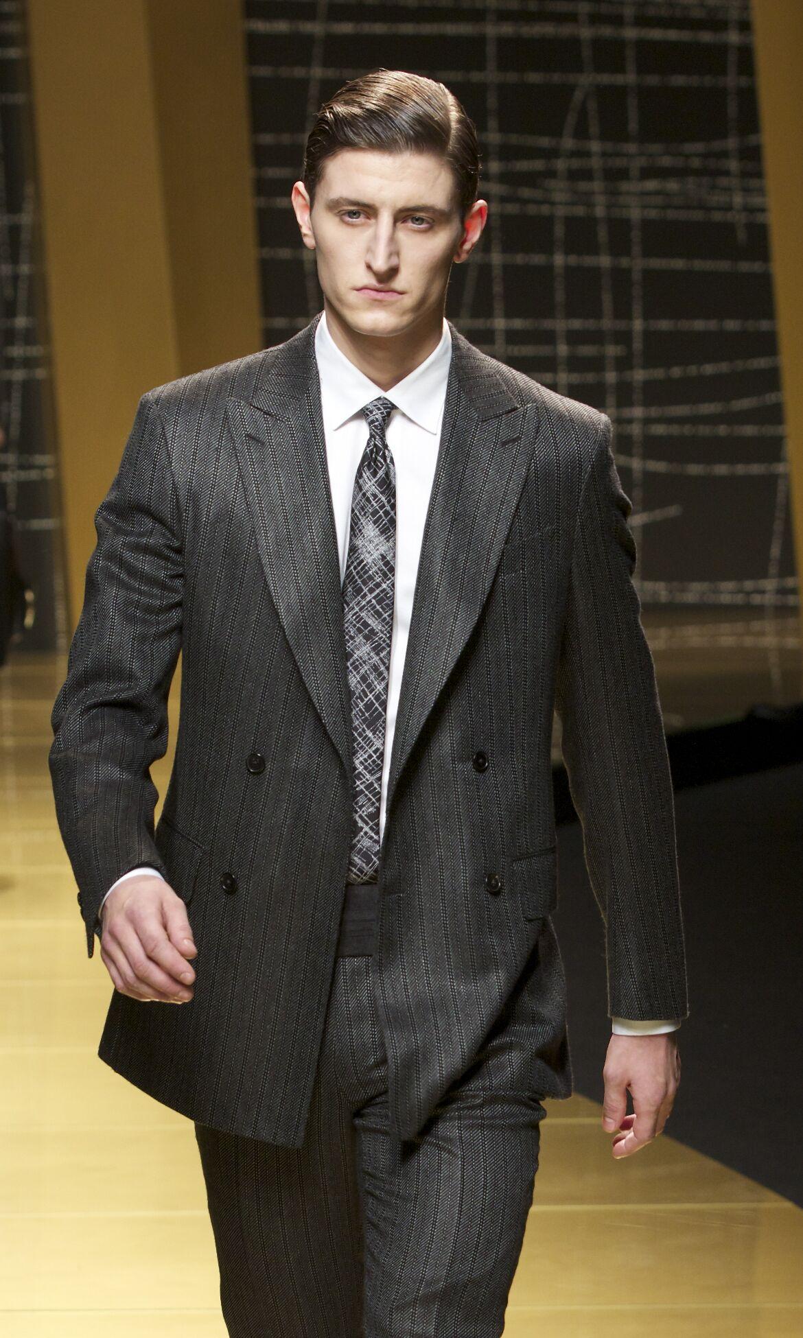 Winter Dress Trends 2013 Man