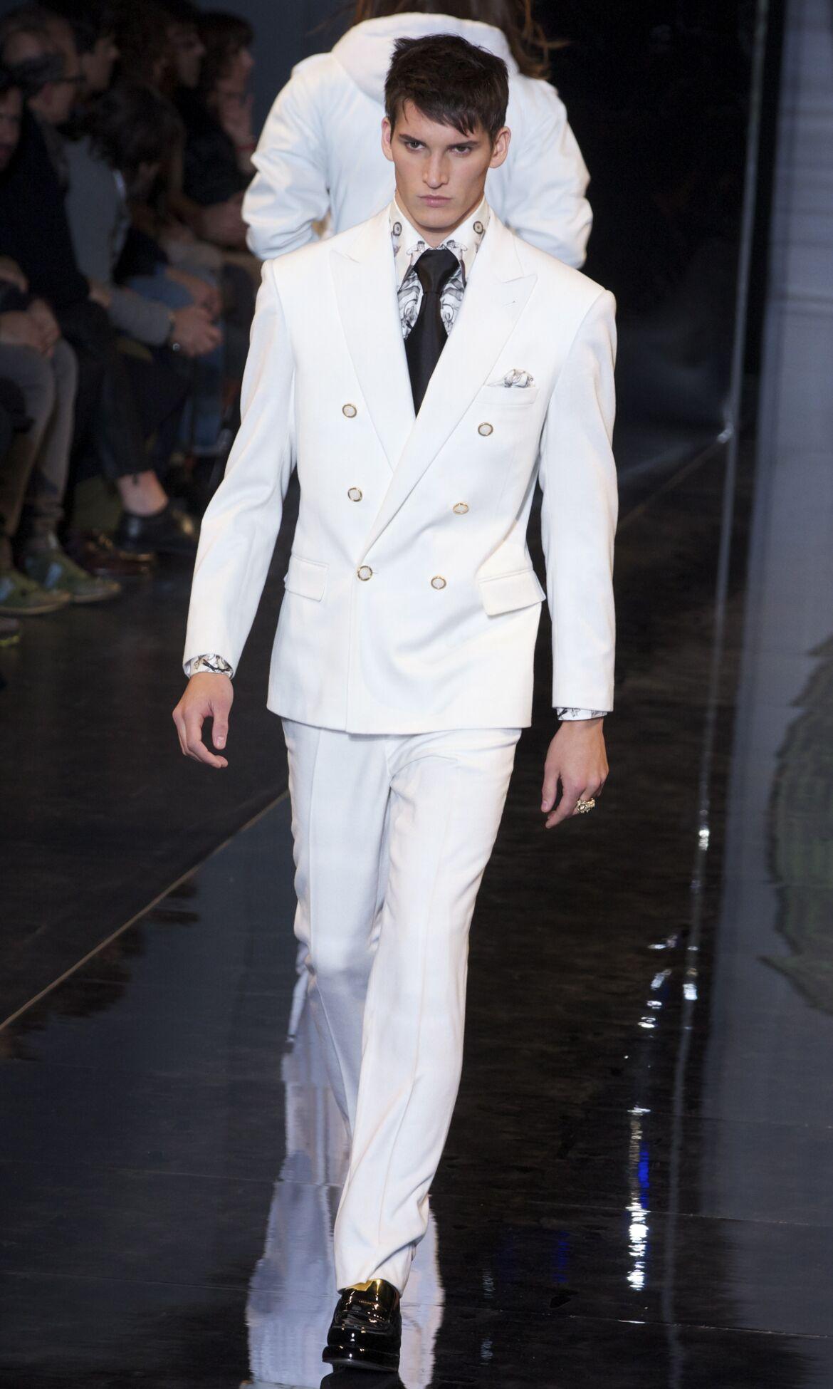 Winter Fashion Trends 2013 2014 Versace