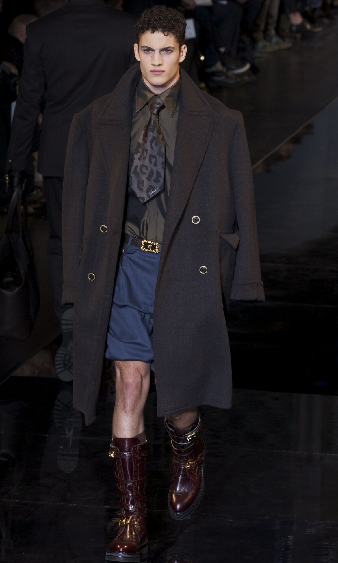 Winter Fashion Trends 2013 Versace