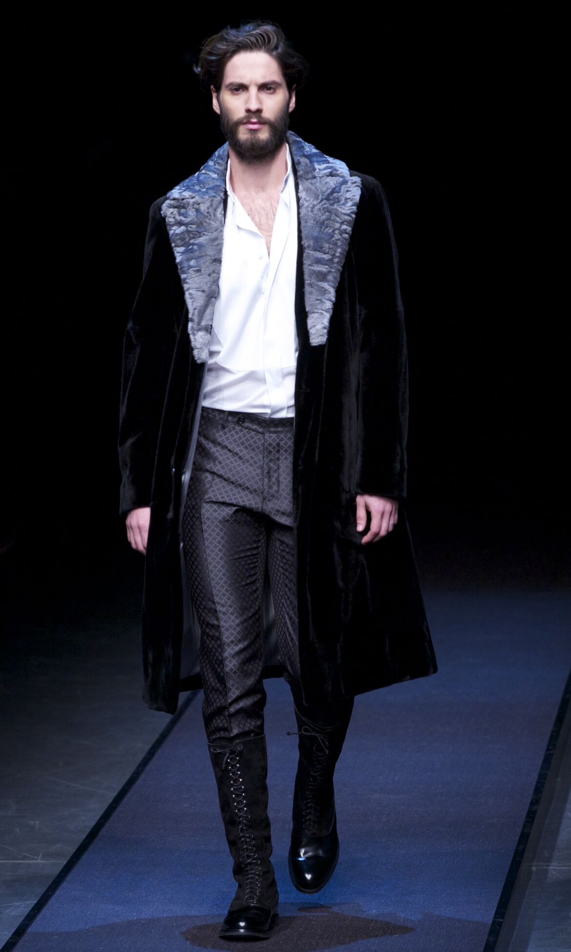 Winter Model Trends 2013 Man Canali