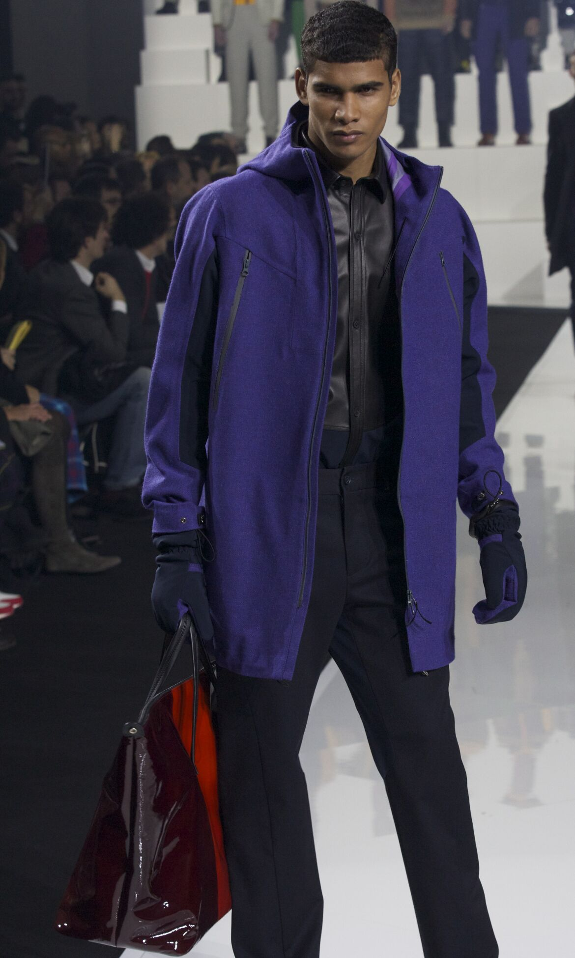 Winter Model Trends 2013 Man Dirk Bikkembergs