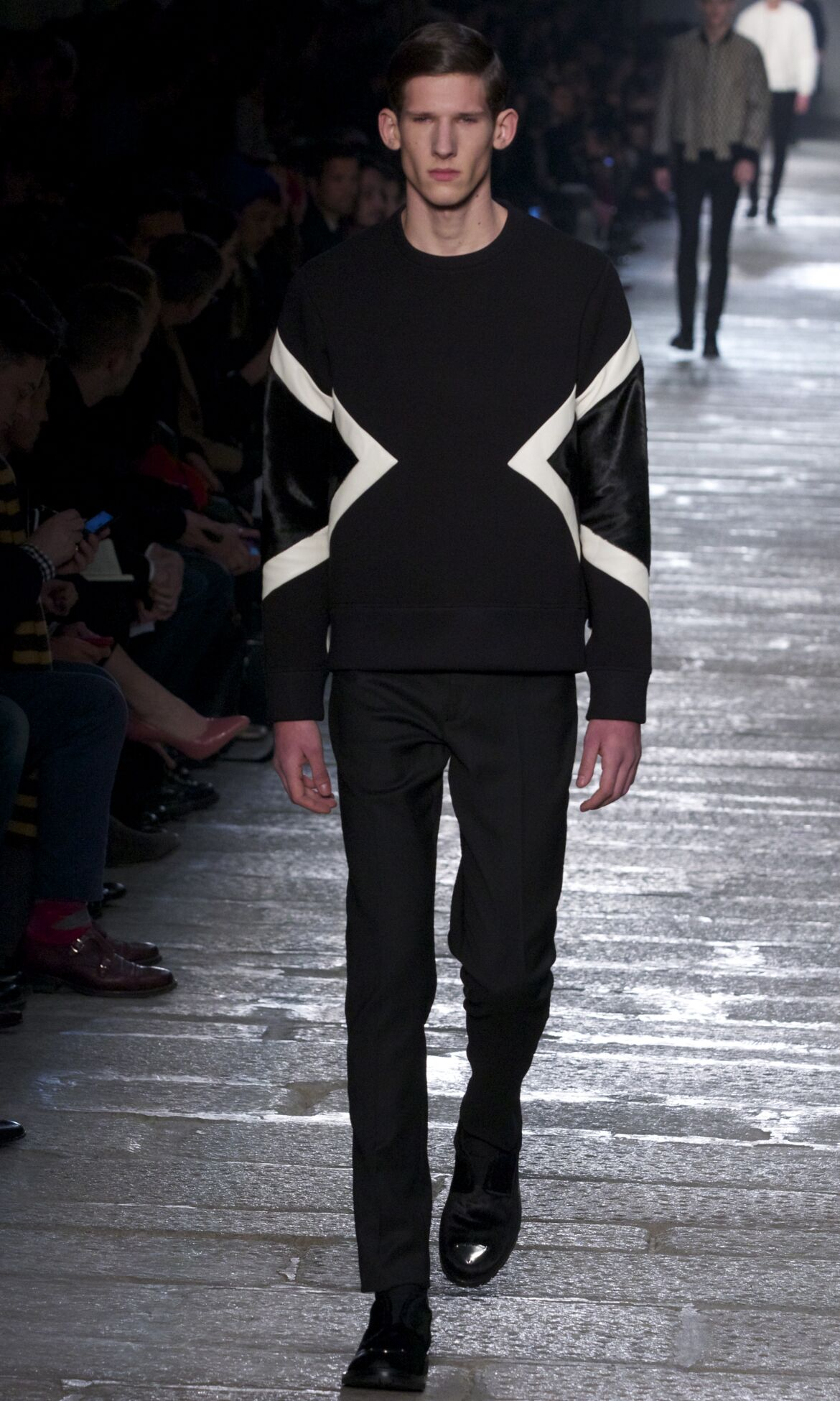 Winter Model Trends 2013 Man Neil Barrett