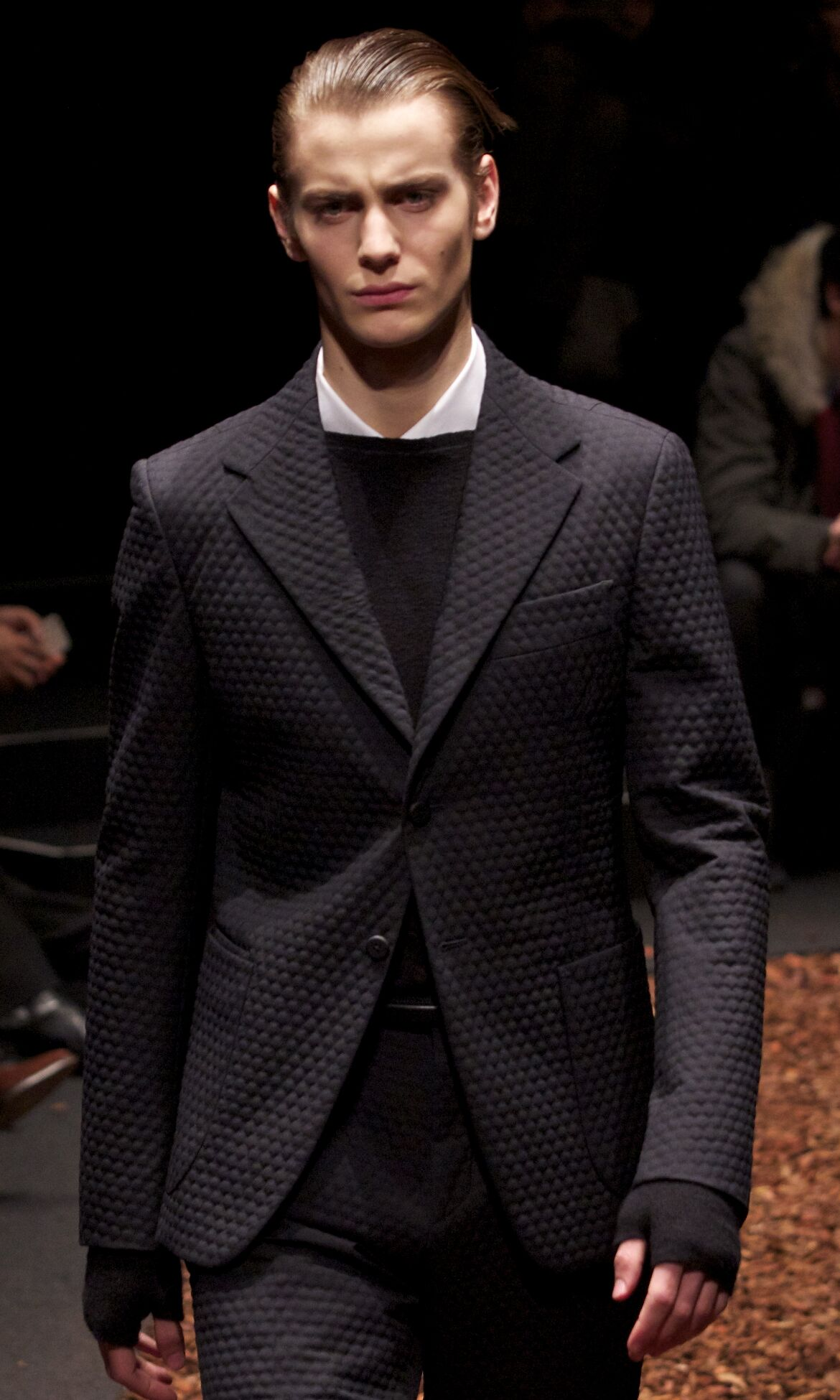 Z Zegna Fall 2013 Catwalk