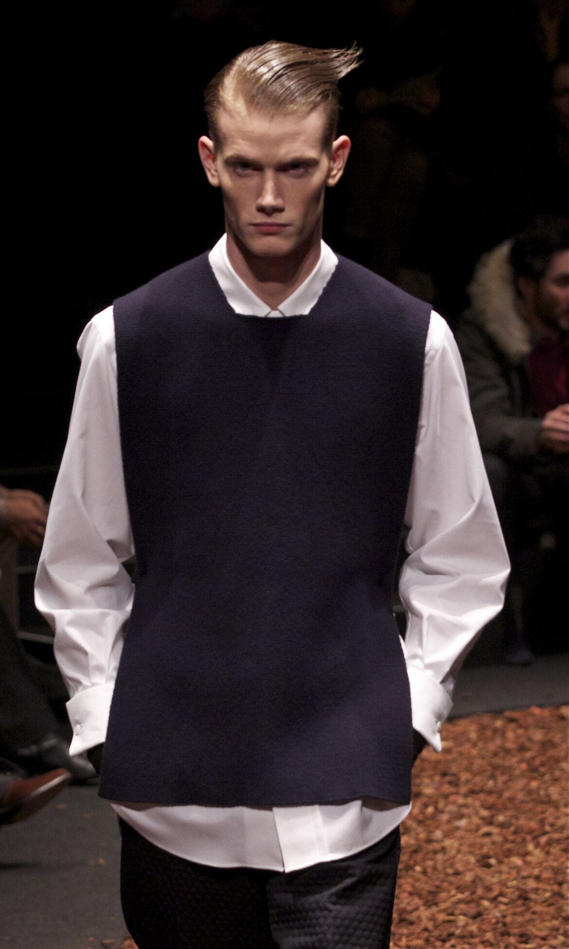 Z Zegna Fall Winter 2013 14 Men Collection Milan Fashion Week Fashion Show