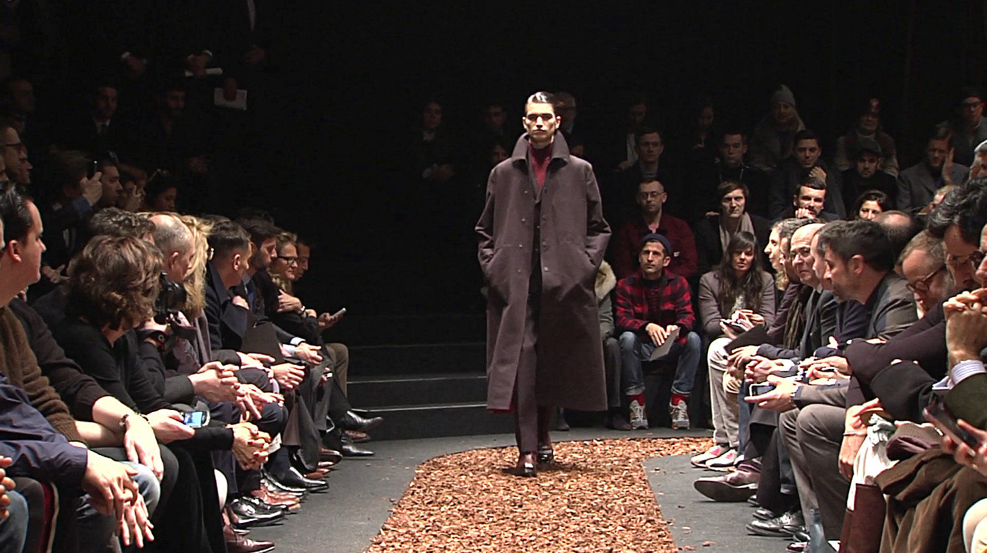Z ZegnaFall Winter 2013-14 Men's Fashion Show - Milan Fashion Week