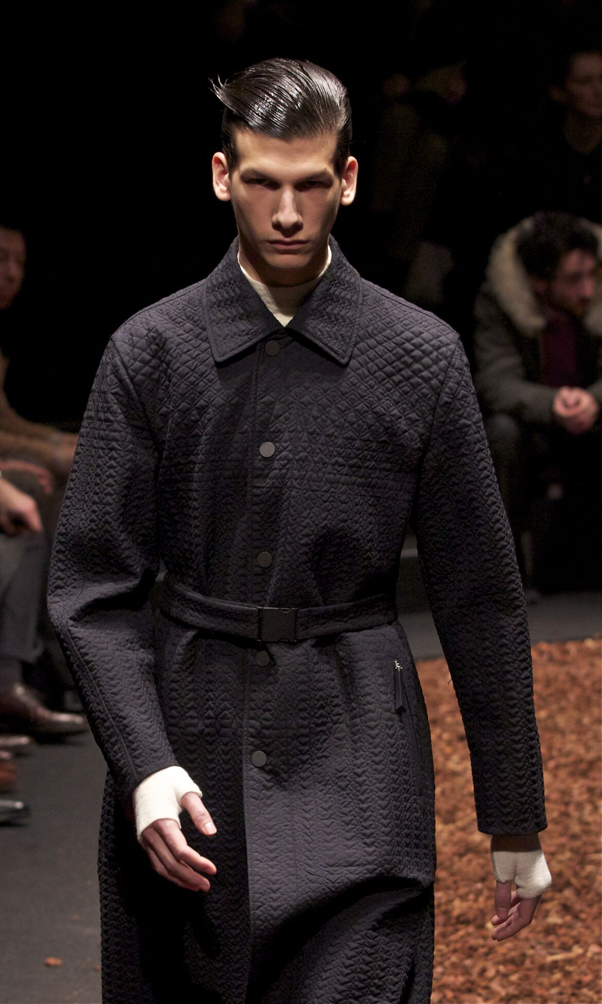 Z Zegna Winter 2013 Catwalk