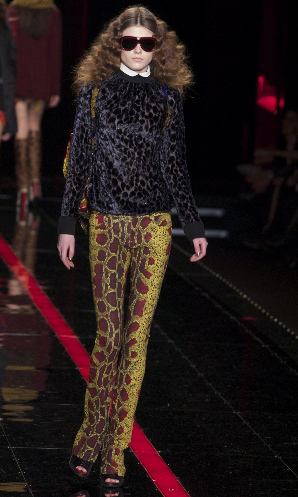 2013 2014 Just Cavalli Fashion Show FW