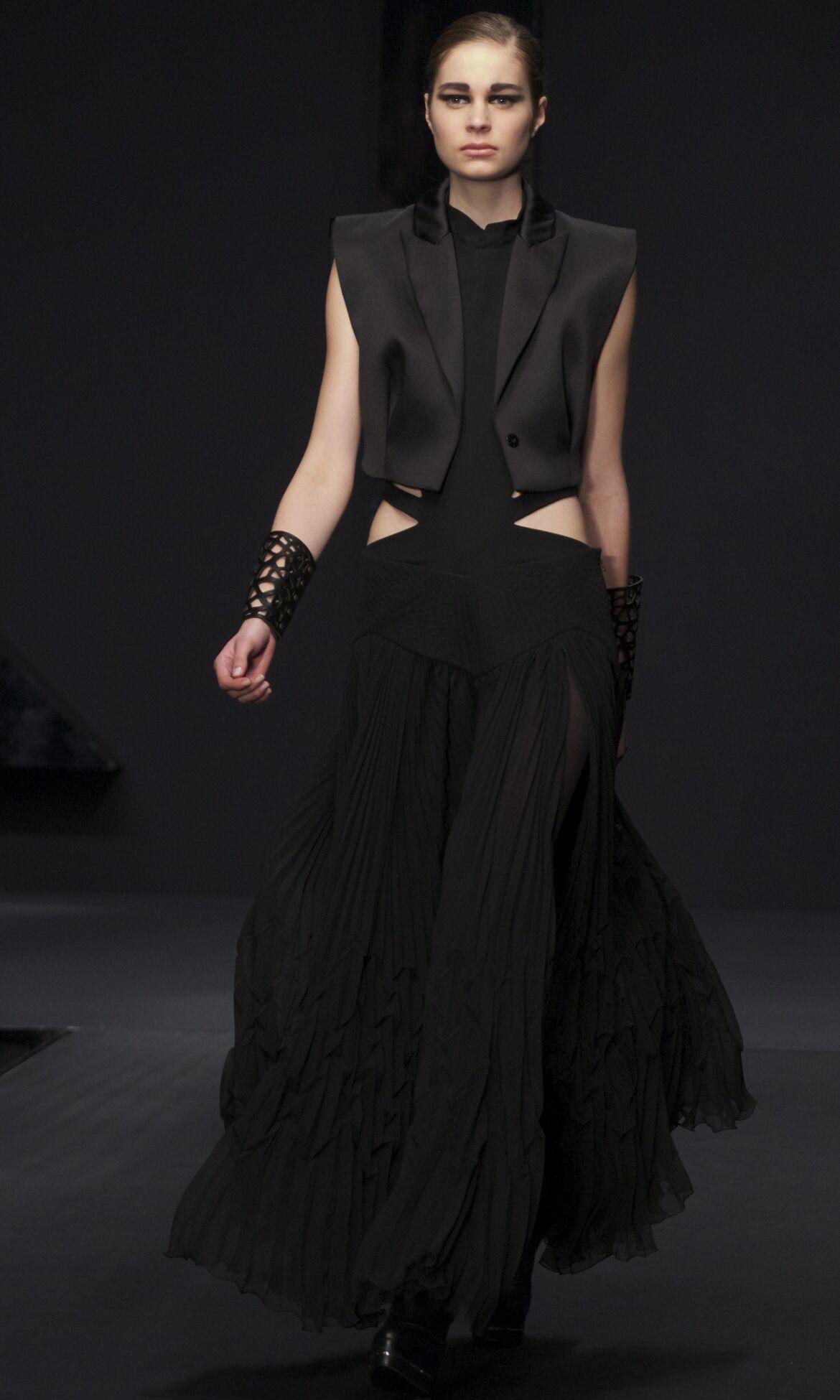 2013 2014 Krizia Fashion Show FW