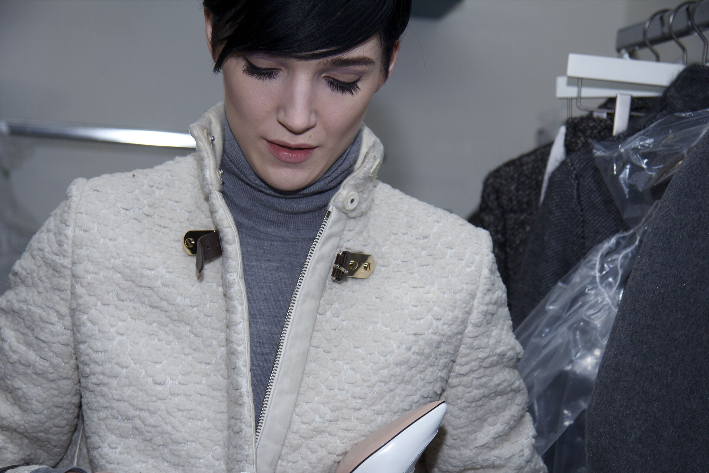 2013 Fashion Backstage