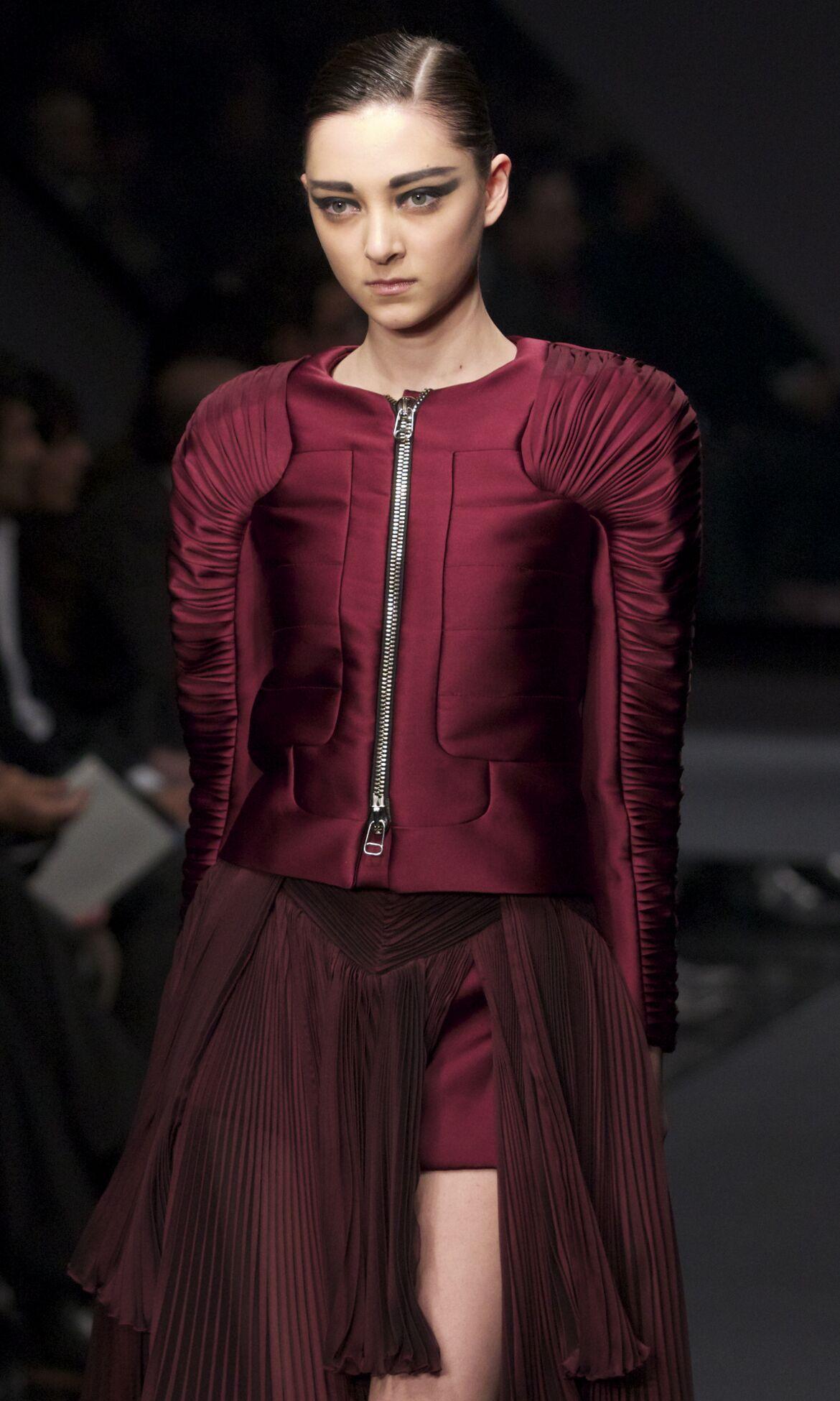 2013 Winter Model Trends Woman Krizia