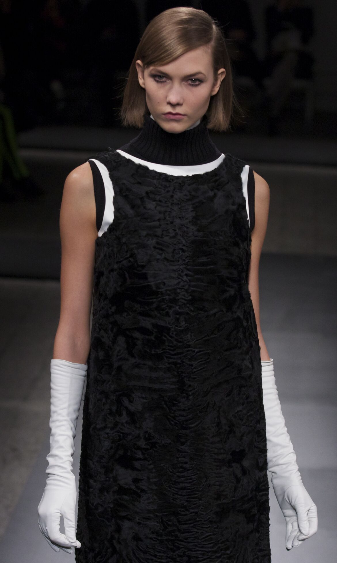 2013 Winter Model Trends Woman Ports 1961