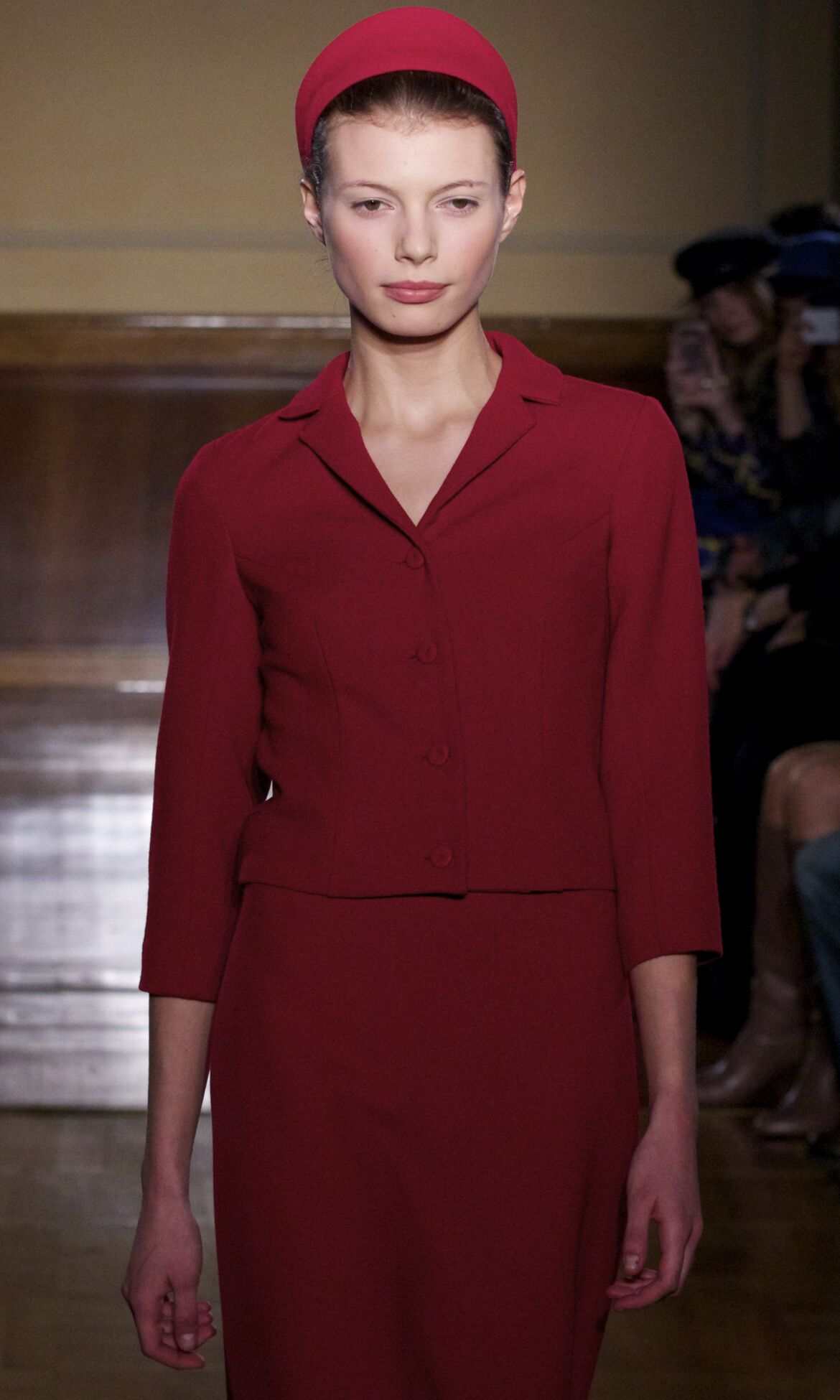 2013 Winter Models Woman Andrea Incontri