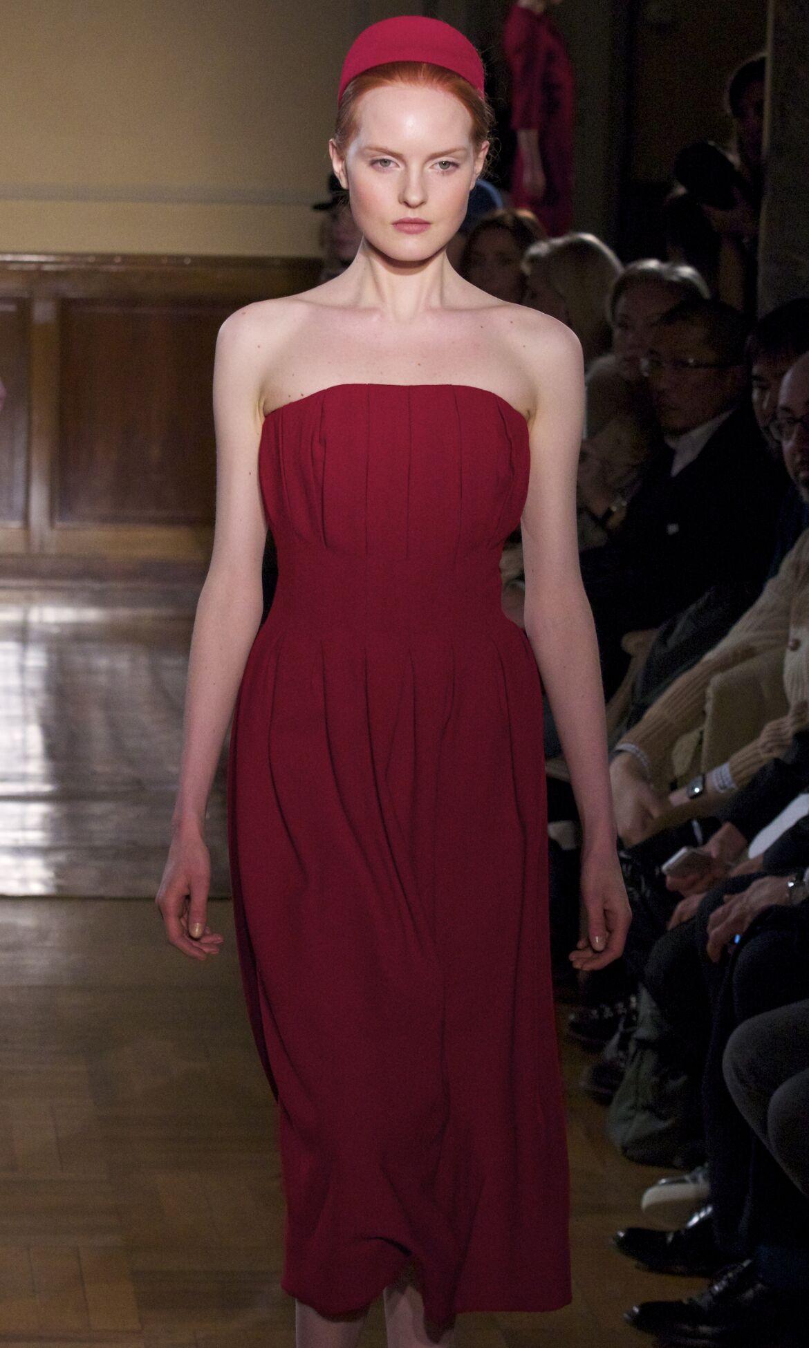 Andrea Incontri Fashion Show 2013 Milan Fashion Week