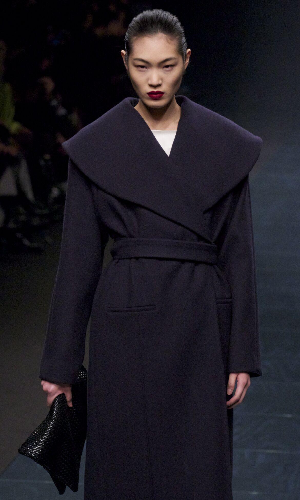 Anteprima Fall Winter 2013 14 Women Collection Milan Fashion Week Fashion Show