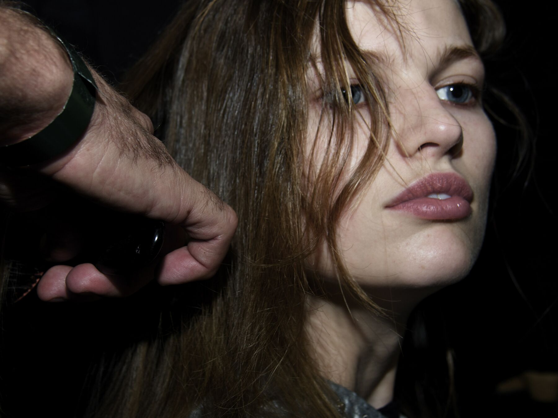Backstage Makeup Woman Model N°21