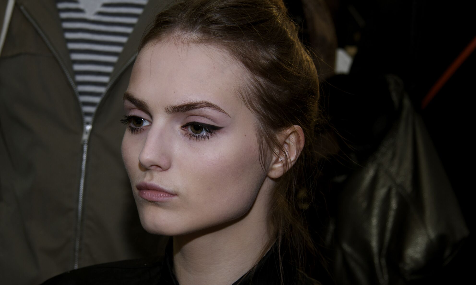 Backstage Ports 1961 Fall Winter 2013 14 Womens Collection Milano Fashion Week