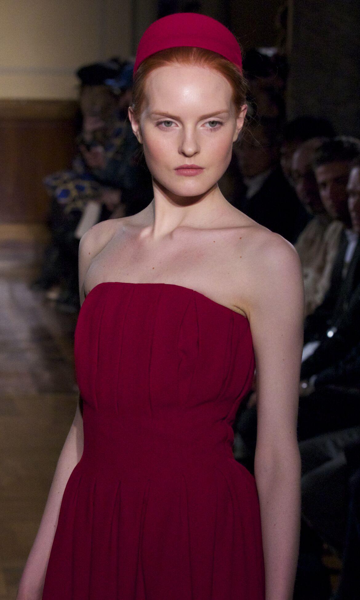 Catwalk Andrea Incontri Fashion Show Winter 2013 Womenswear