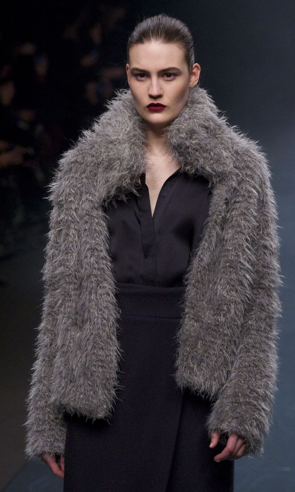 Catwalk Anteprima Fall Winter 2013 14 Women Collection Milan Fashion Week