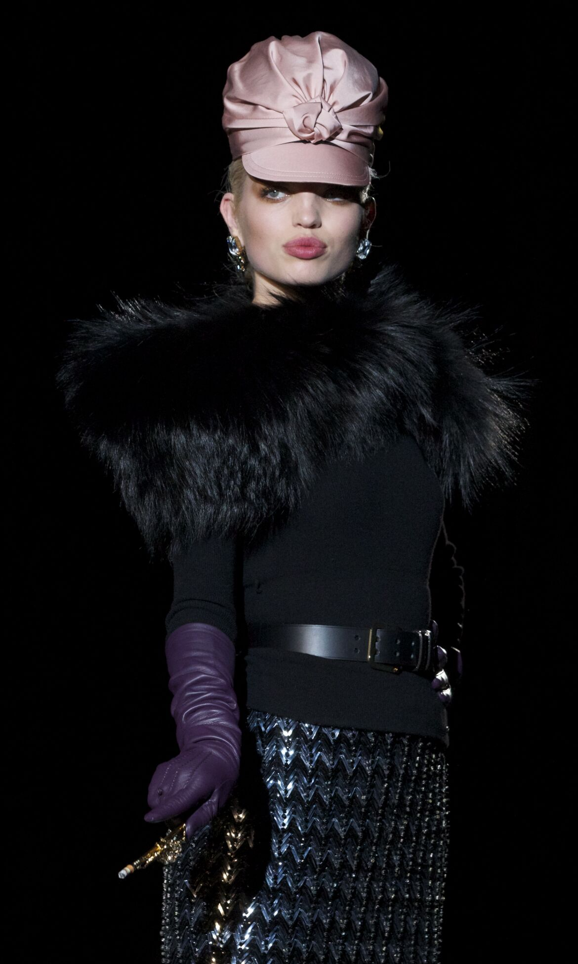 Catwalk Dsquared2 Fashion Show Winter 2013