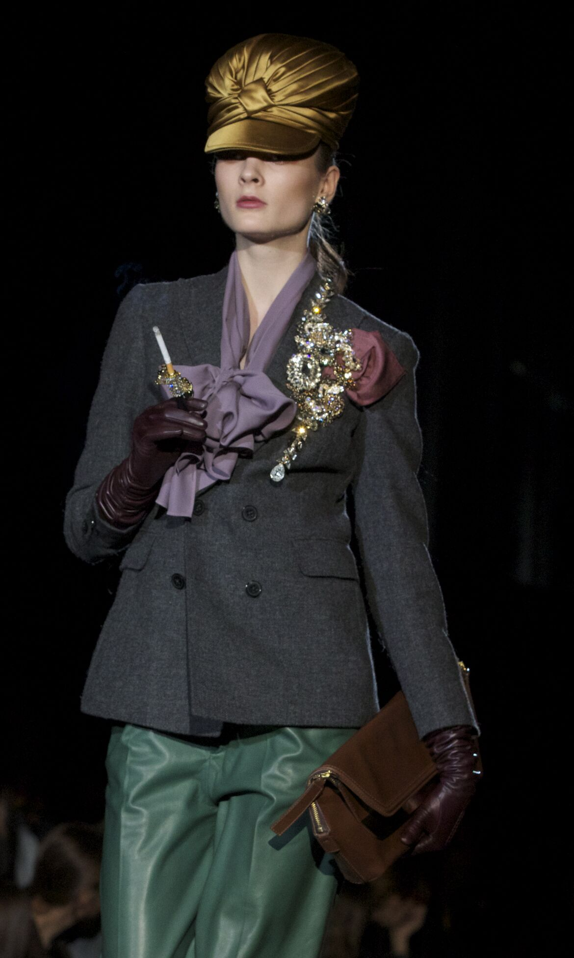 Catwalk Dsquared2 Winter 2013