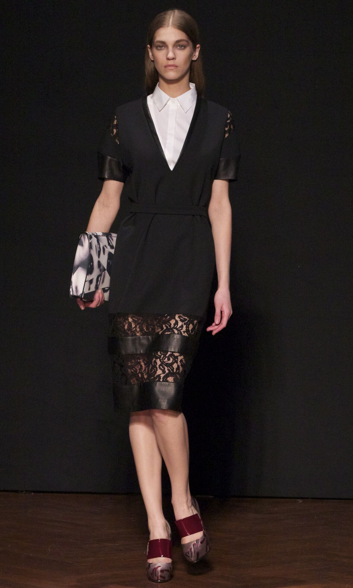 Catwalk Frankie Morello Winter 2013