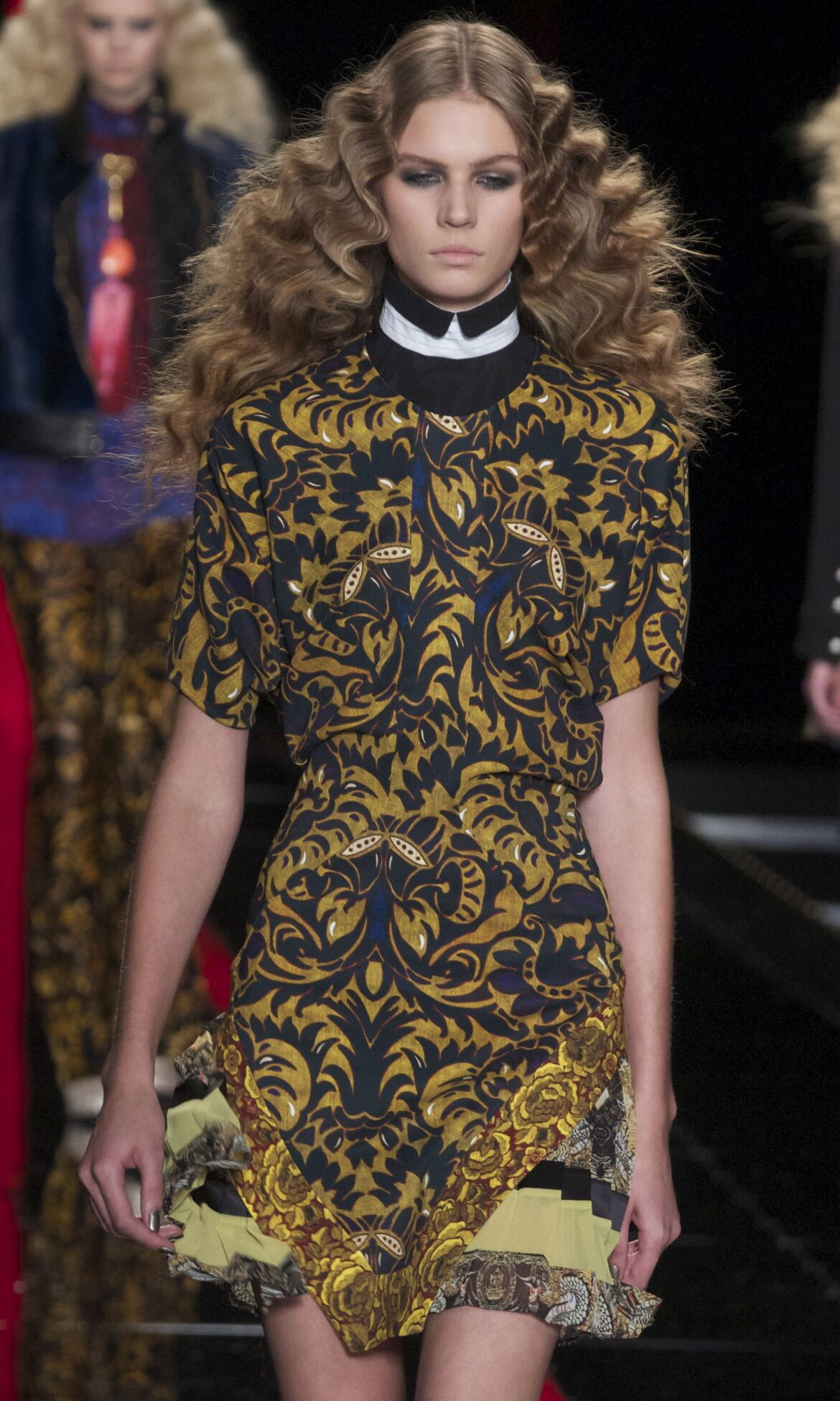 Catwalk Just Cavalli Winter 2013