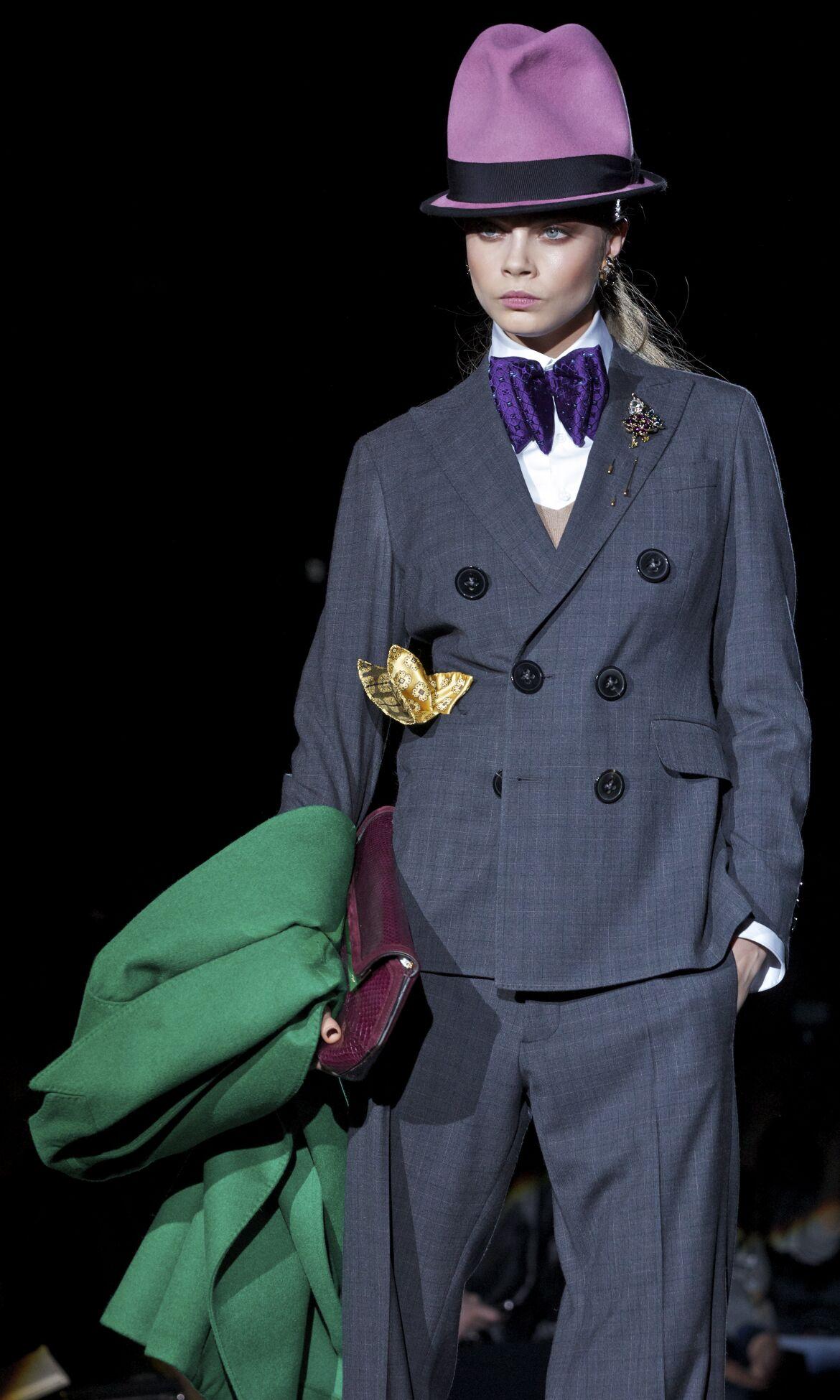 Dsquared2 Woman Milan Fashion Week