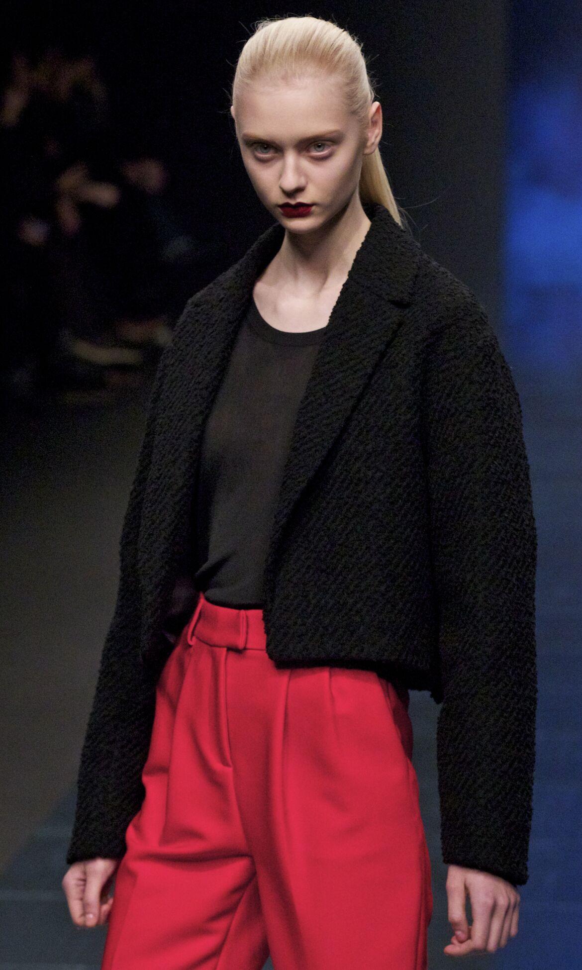 Fall 2013 Fashion Trends Anteprima