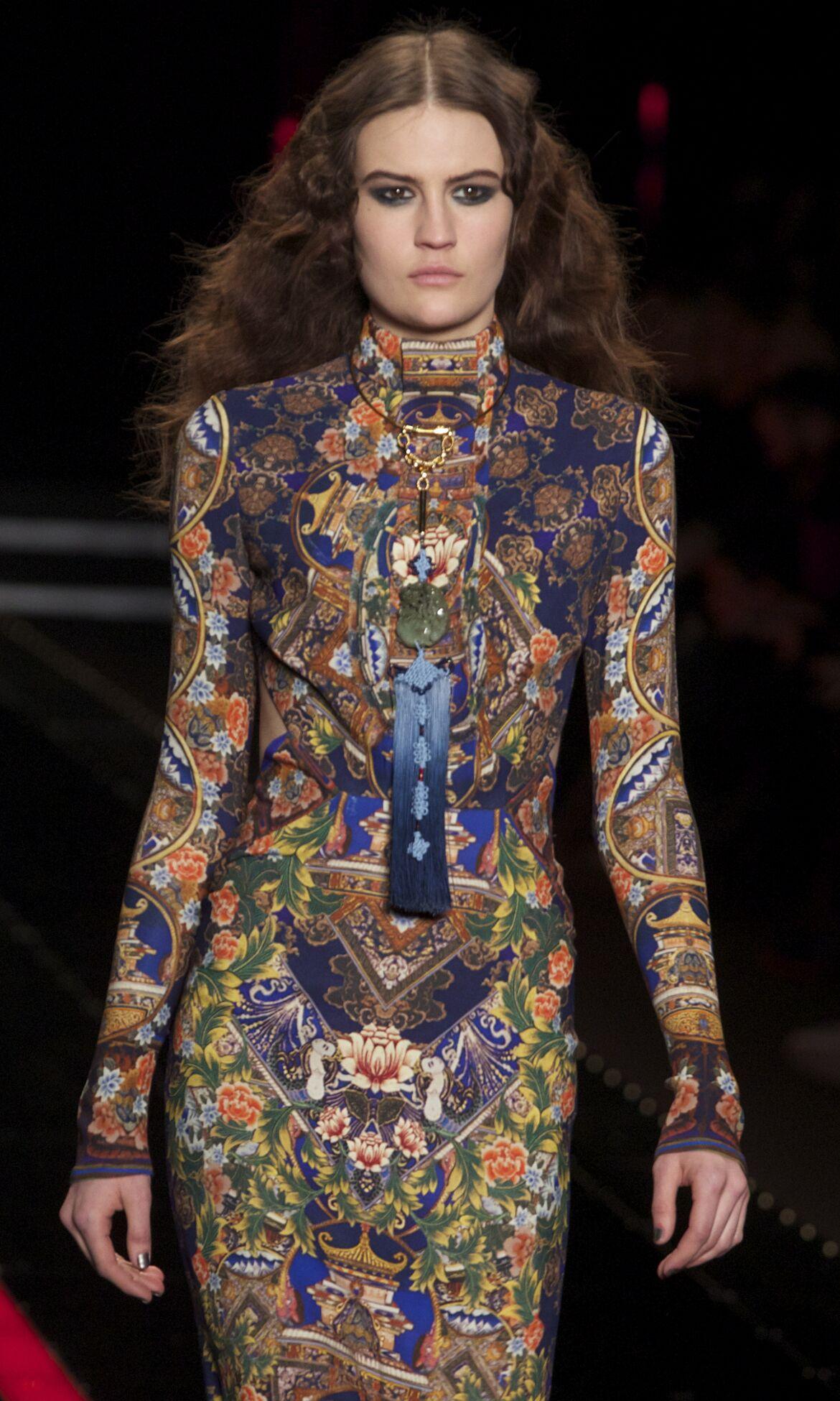 Fall 2014 Women Fashion Show Just Cavalli