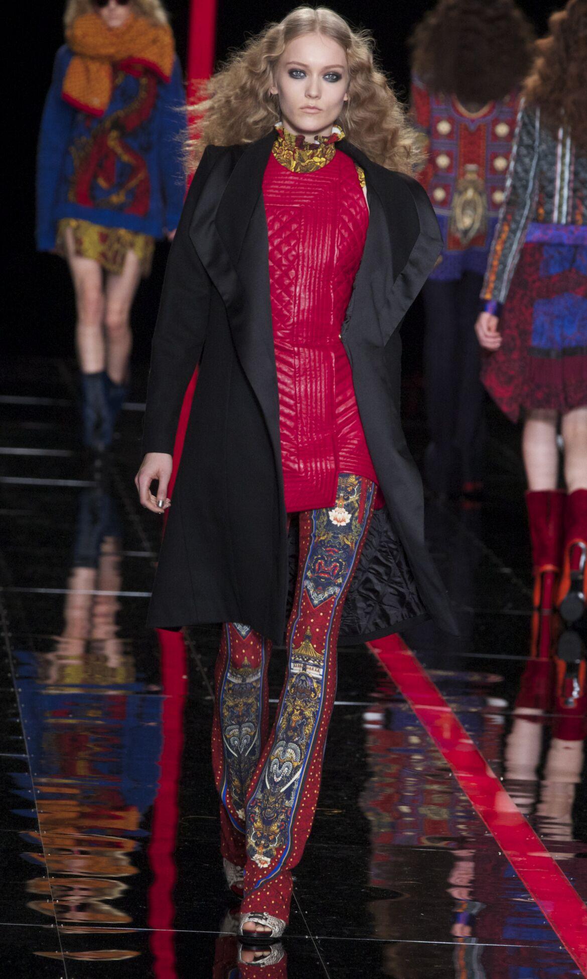 Fall Just Cavalli Fashion Woman