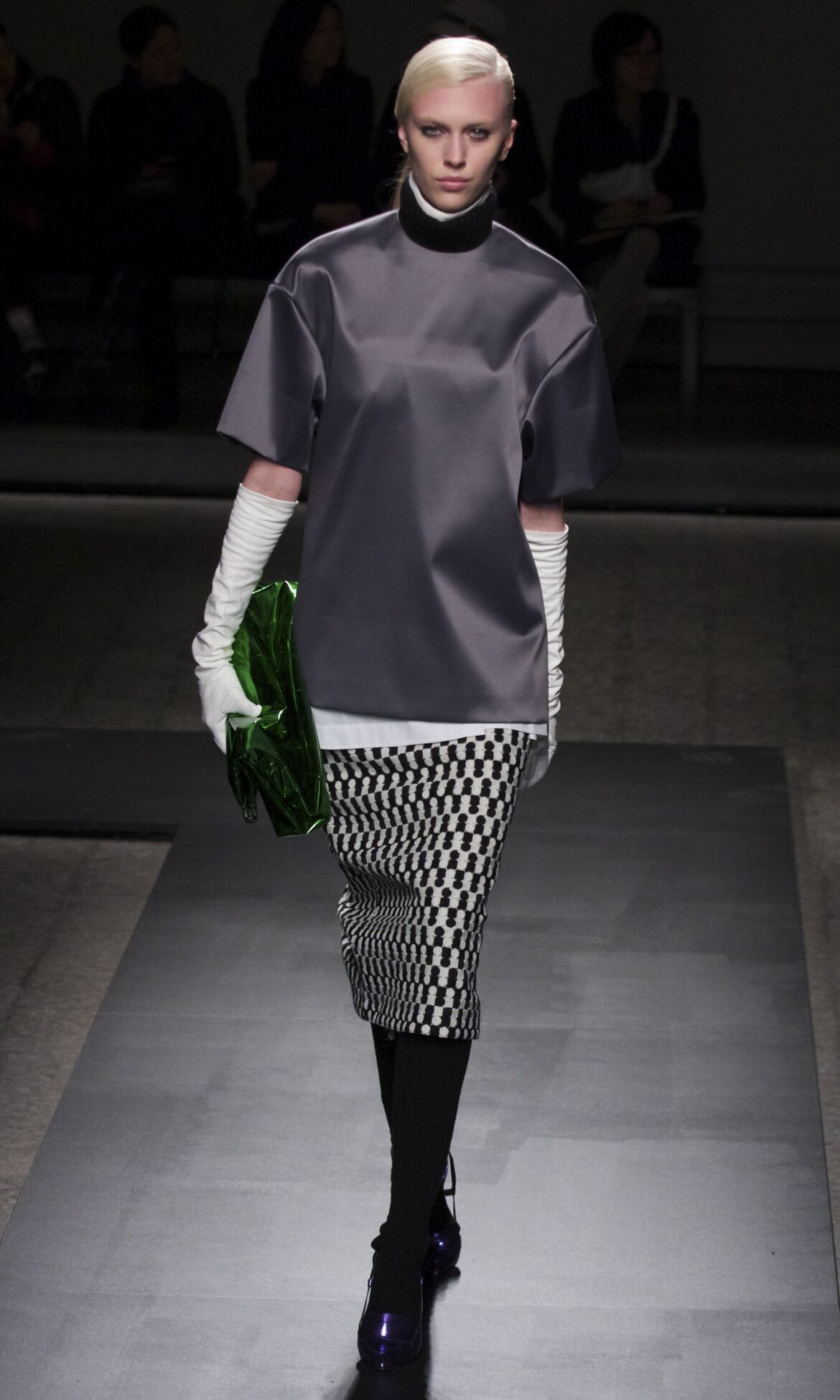 Fall Ports 1961 Fashion Woman