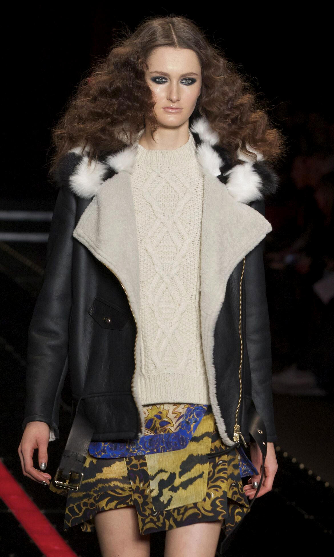 Fall Winter 2013 14 Fashion Women's Collection Just Cavalli