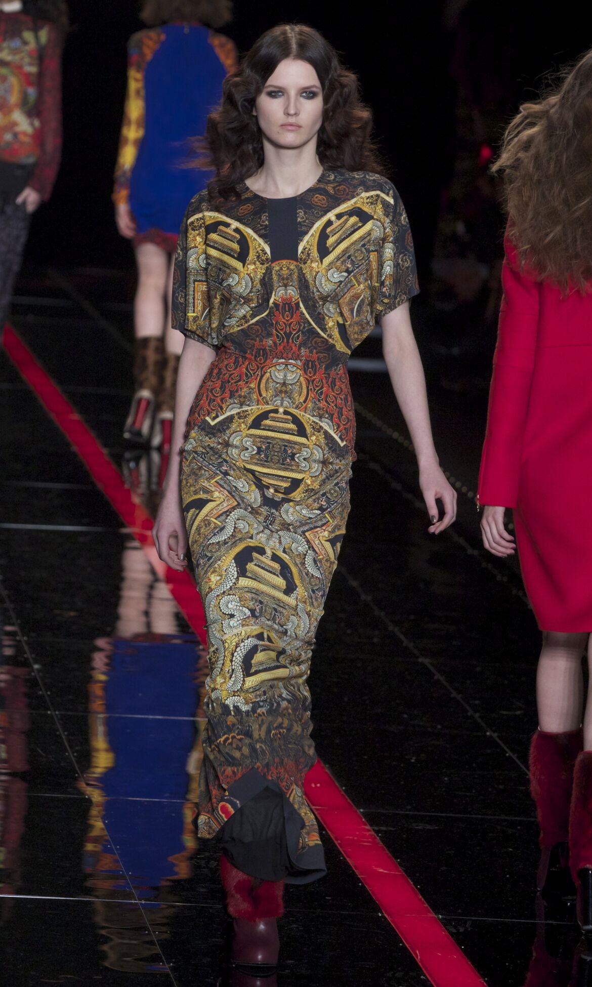 Just Cavalli Fashion Show 2013 Milan Fashion Week
