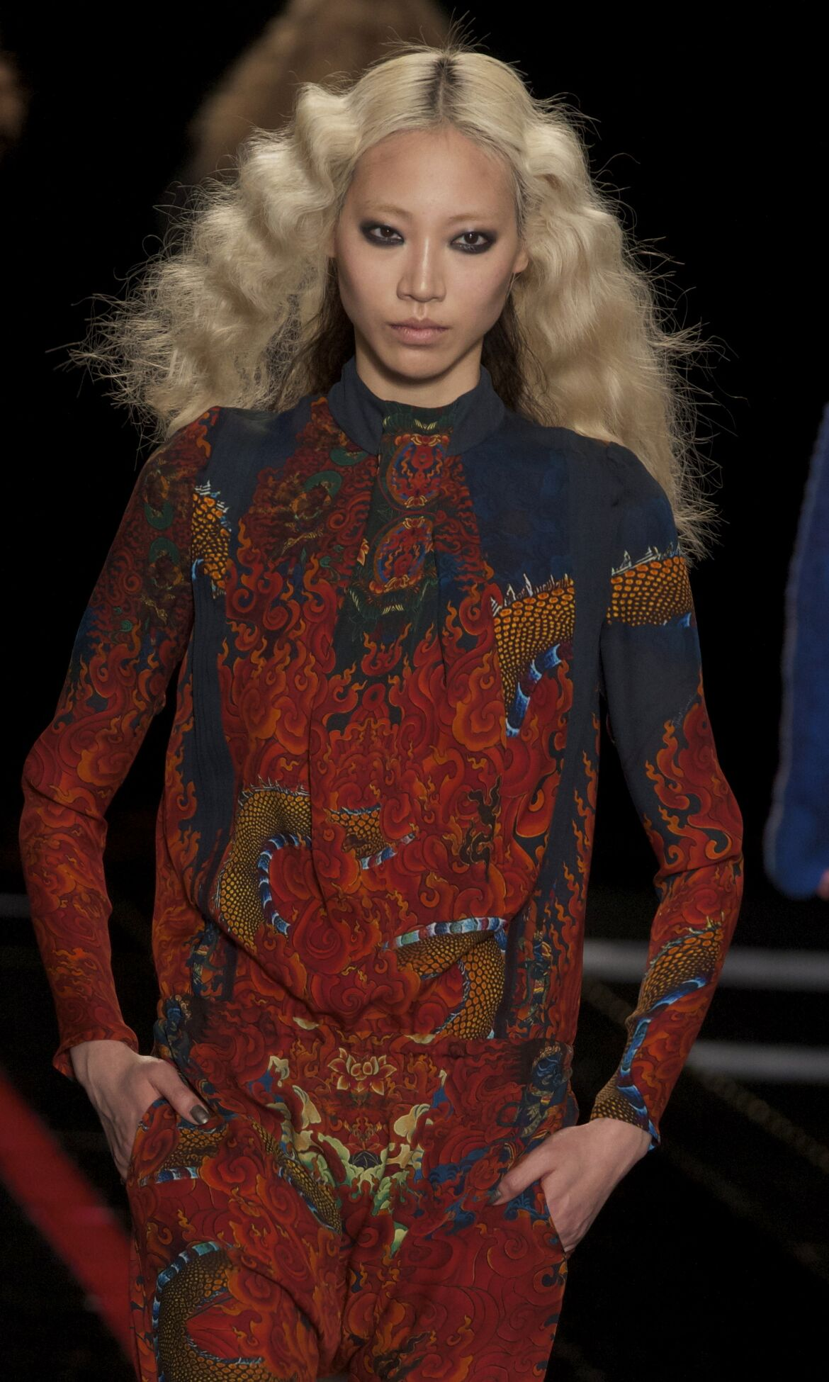Just Cavalli Fashion Show FW 2013 2014