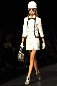 MOSCHINO SPRING SUMMER 2013 WOMEN'S COLLECTION – MILANO FASHION WEEK