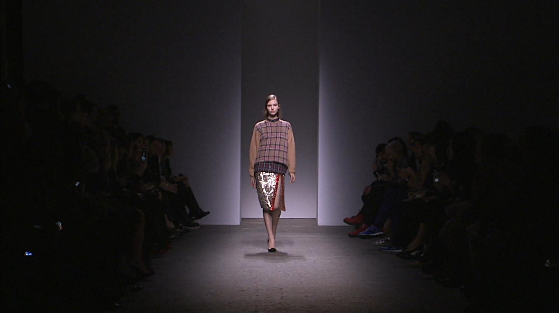 N°21 Fall Winter 2013-14 Women's Fashion Show - Milan Fashion Week