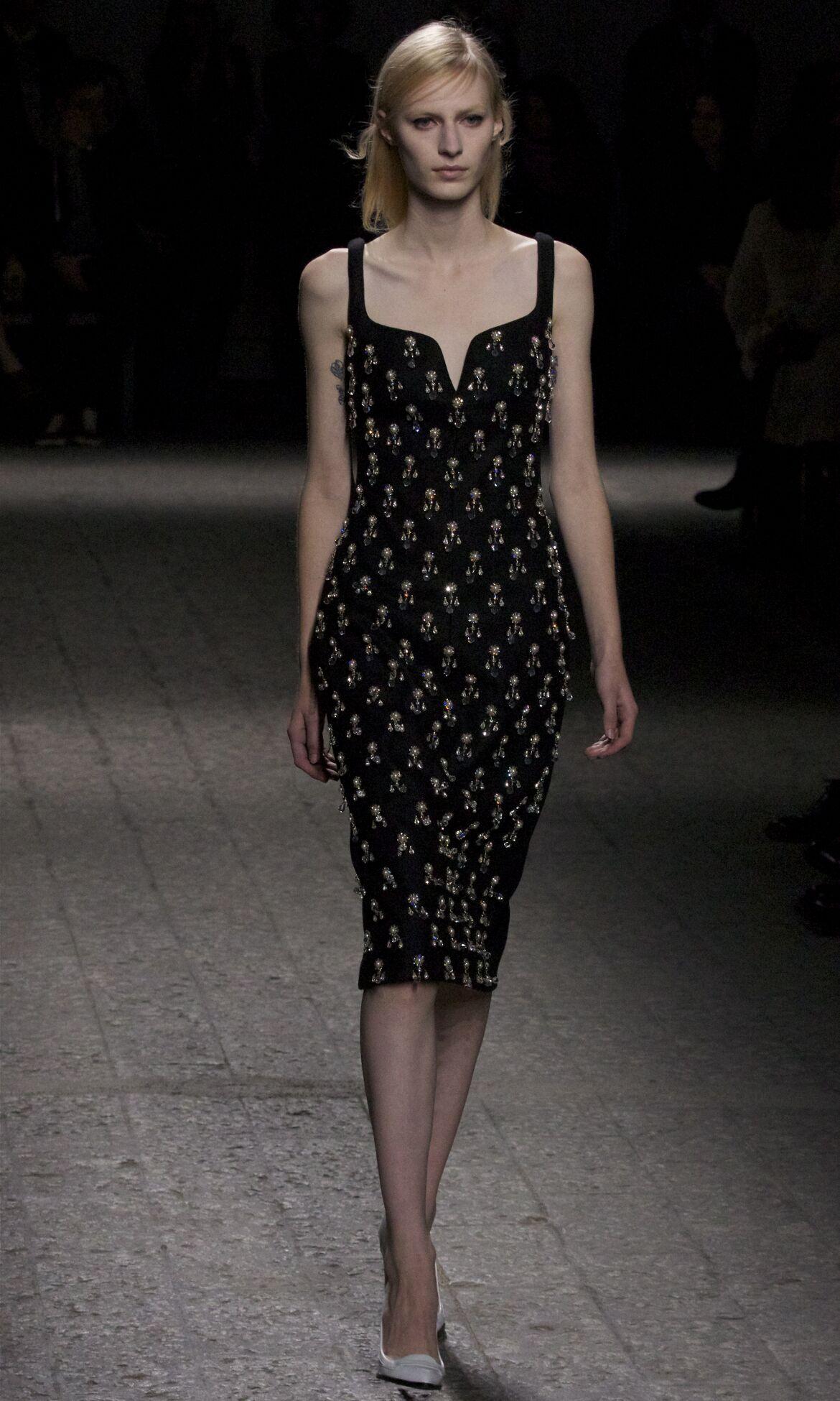 N°21 Fashion Show 2013 Milan Fashion Week