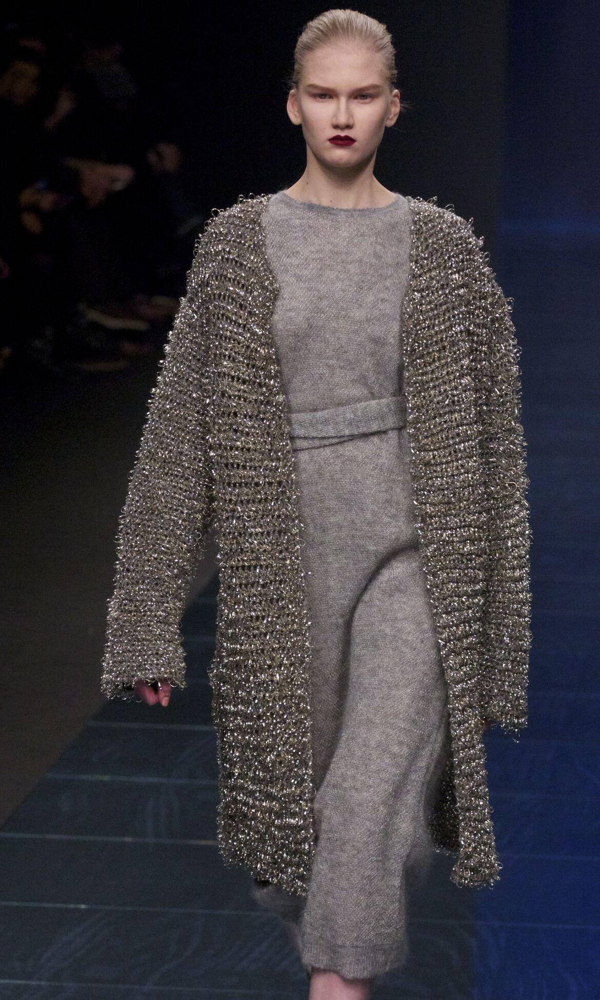 Runway Anteprima Fall Winter 2013 14 Women Collection Milan Fashion Week