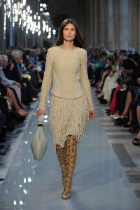 SALVATORE FERRAGAMO SPRING SUMMER 2013 WOMEN'S RESORT COLLECTION – LOUVRE EVENT