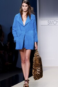 SIMONETTA RAVIZZA SPRING SUMMER 2013 WOMEN'S COLLECTION – MILANO FASHION WEEK