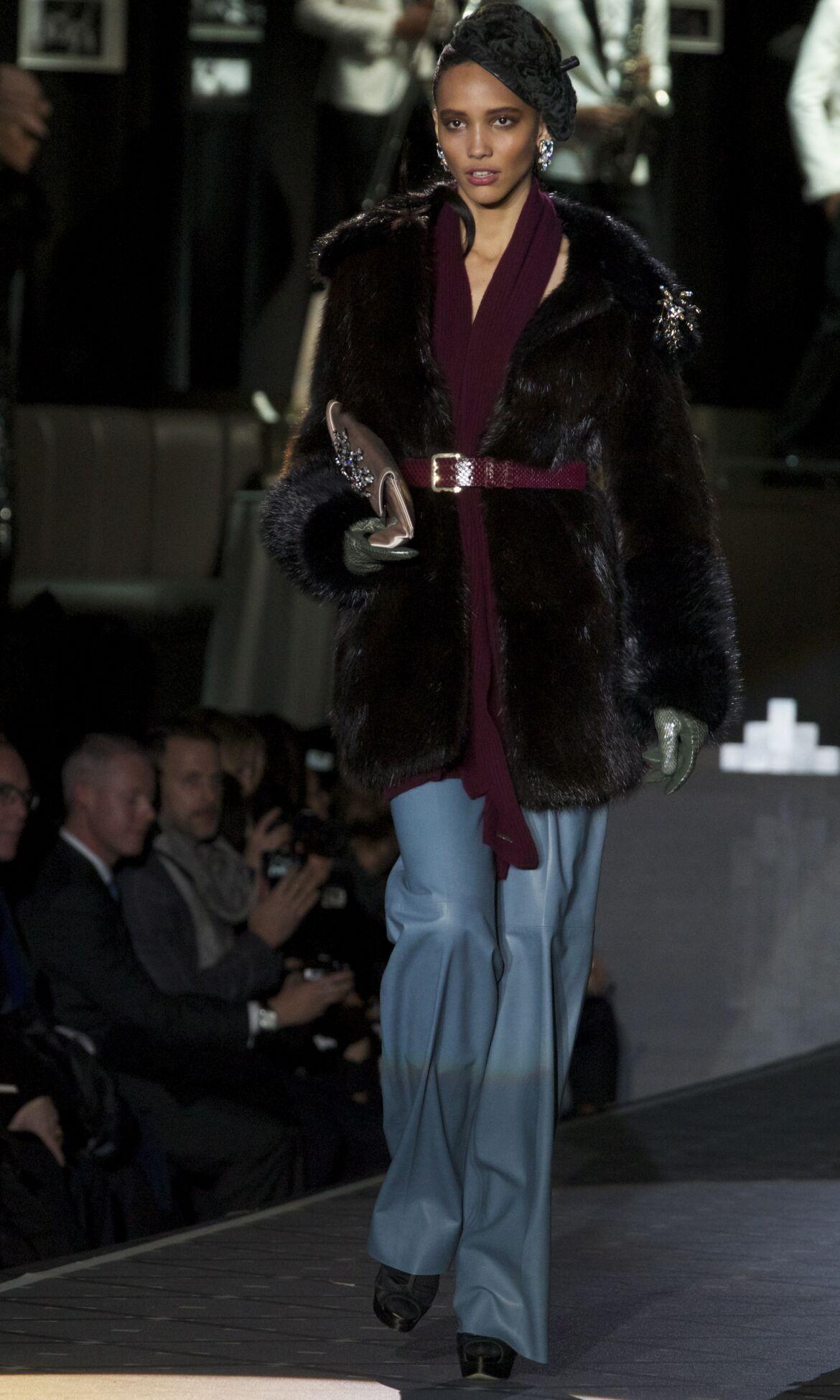 954b1fbb99c Winter 2013 Fashion Show Dsquared2
